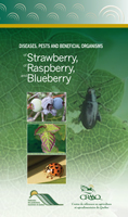 Diseases, Pests, and Beneficial Organisms of Strawberry, Raspberry, and Blueberry