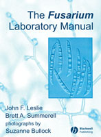 The Fusarium Laboratory Manual