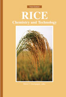 Rice: Chemistry and Technology, Third Edition