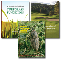 Turfgrass Fungicides+Turf Compendium+Turf Insect Pests, 2nd