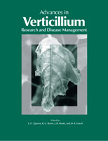 Advances in Verticillium: Research and Disease Management