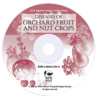 Diseases of Orchard Fruit & Nut Crops Image CD (Single User)