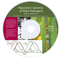 Population Genetics of Plant Pathogens CD-ROM (Single-User License)