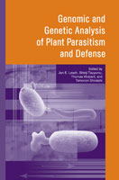 Genomic and Genetic Analysis of Plant Parasitism and Defense