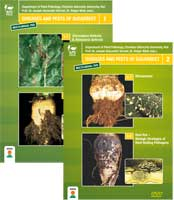 Diseases and Pests of Sugarbeet Volumes 1 and 2 DVDs Companion Set