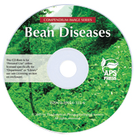 Bean Diseases Image CD-ROM (Single-User License)