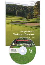 Compendium of Turfgrass Diseases - Book and Image CD-ROM Companion Set
