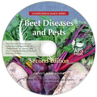 Beet Diseases and Pests, Second Edition Image CD-ROM (Single-User License)