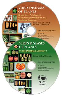 Virus Diseases of Plants: 2 CD-ROM Set (Single-User License)