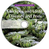 Chickpea and Lentil Diseases and Pests Image CD-ROM (Single-User License)