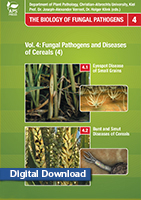Fungal Pathogens and Diseases of Cereals Vol. 4: Eyespot Disease, Bunt and Smut Diseases DIGITAL DOWNLOAD