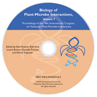 Biology of Plant-Microbe Interactions, Volume 7 CD-ROM (Single-User License)