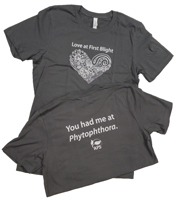 Love at First Blight T-Shirt (Small)
