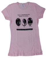 Pioneering Women T-Shirt (Small)
