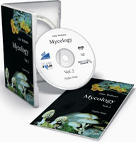 Mycology Volume 2: Higher Fungi DVD