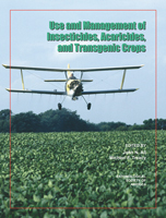 Use and Management of Insecticides, Acaricides, and Transgenic Crops