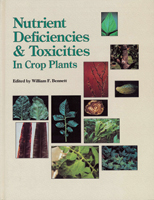 Nutrient Deficiencies and Toxicities in Crop Plants