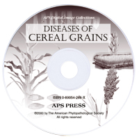 Diseases of Cereal Grains Image CD-ROM (Single-User License)