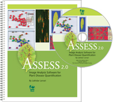 Assess 2.0: Image Analysis Software for Plant Disease Quantification (Single User)