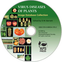 Virus Diseases of Plants Image Database CD (Multi-User)