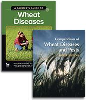 Compendium of Wheat Diseases and Pests, Third Edition,<BR> and A Farmer's Guide to Wheat Diseases – 2-Book Set