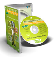Five Major Fungal Diseases of Corn DVD-ROM