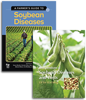 Compendium of Soybean Diseases and Pests, Fifth Edition,<BR> and A Farmer's Guide to Soybean Diseases – 2-Book Set