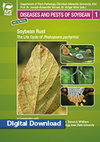 Soybean Rust: The Life Cycle of <i>Phakopsora pachyrhizi</i> DIGITAL DOWNLOAD