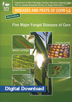 Five Major Fungal Diseases of Corn DIGITAL DOWNLOAD
