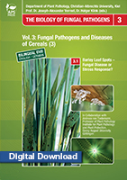 Fungal Pathogens and Diseases of Cereals Vol. 3: Barley Leaf Spots DIGITAL DOWNLOAD