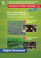 Fungal Pathogens and Diseases of Cereals Vol. 5: Pythium Root Rot, Rhizoctonia Root Rot DIGITAL DOWNLOAD