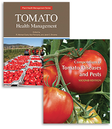 Compendium of Tomato Diseases and Pests, Second Edition and Tomato Health Management - 2 Book Kit